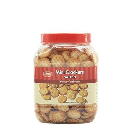 Imagen de Galletas Mini Crackers Saladas Dukes 227 Gr.